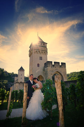 photographe mariage cahors royer
