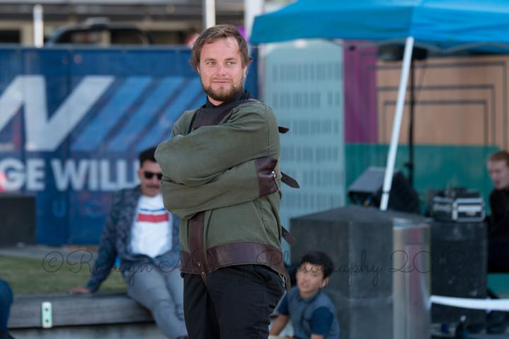 Josh Grimaldi - Jacket