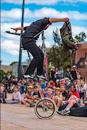 Josh Grimaldi - Street Show