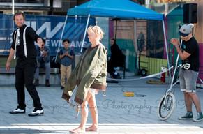 Josh Grimaldi - Street Show Bread and Circus Festival