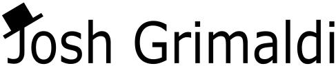 Josh Grimaldi Logo