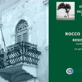 Rocco Ronchi - Resistere, 16 aprile 2014 - Parte 2