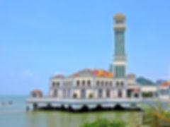 Tanjung Tokong och Tanjung Bungah