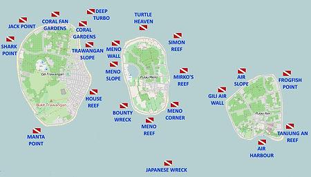 Dykkarta Giliöarna