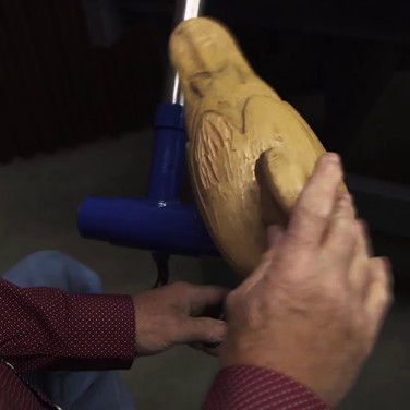 Woodcarvers Video
