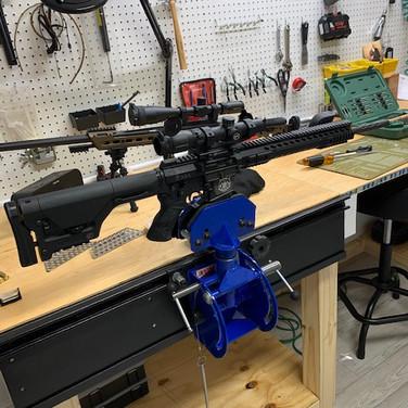 Sportsman Gun Vise & Crossover Vise Track System
