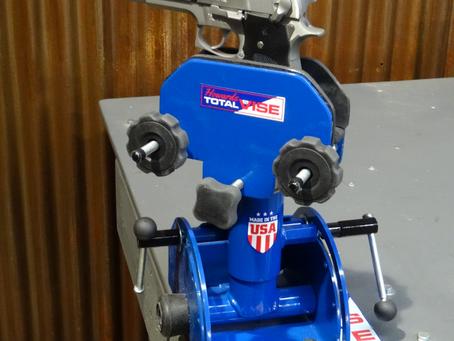 Howard's Gun Shop Vise System.