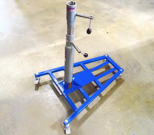 Rolling Cart Pedestal
