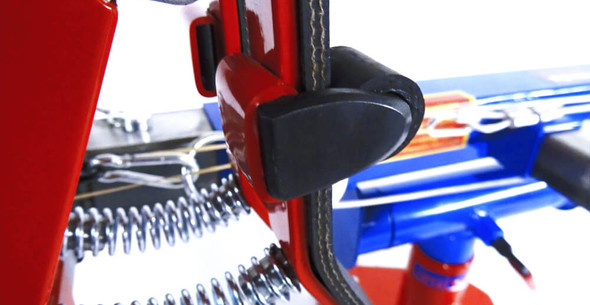 Close Up Of Total Vise Bow Press Work Station
