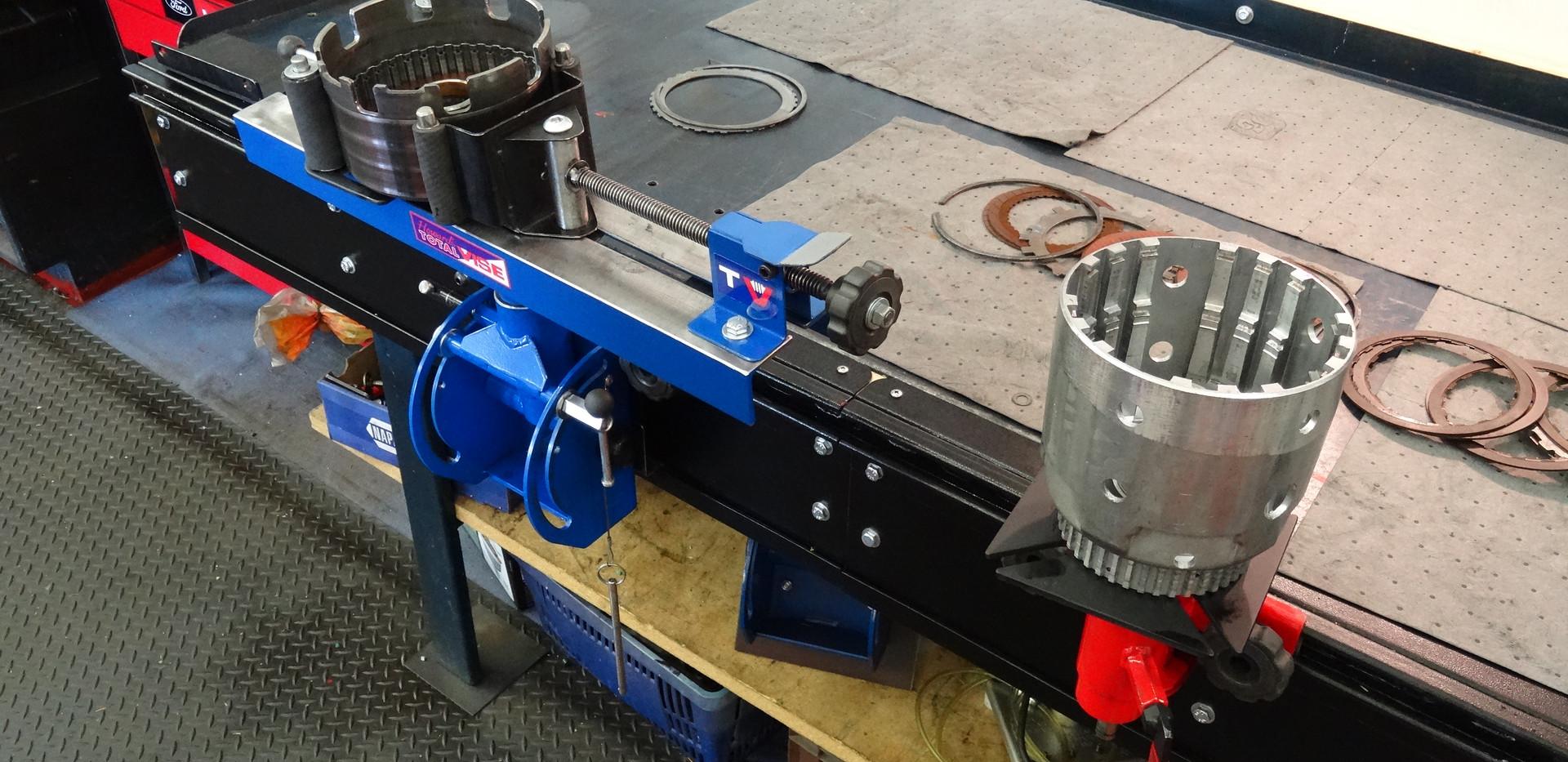 #9 Multi Tool Vise & Speed Track Locking Station