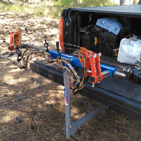 Bow Vise & Quick Hitch Mount