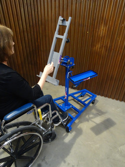 For Physically Challenged