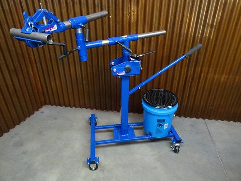 Welders Tube Vise & Cart System