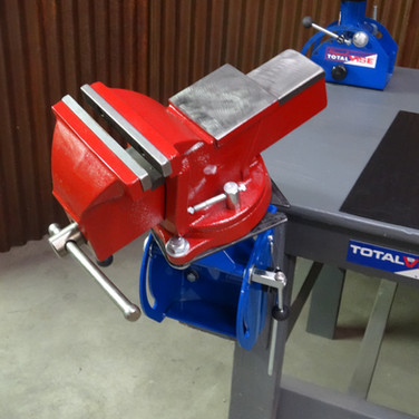 Crossover Vise ll with Bench Vise/Mounting Plate