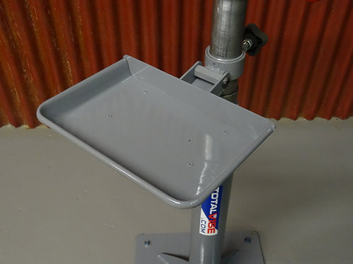 Pedestal Tool & Parts Tray