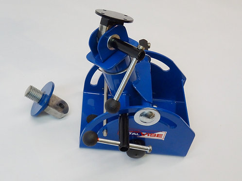 Crossover Vise ll Total Positioner Package with one plate