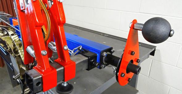 Precision Adjustable Bow Press