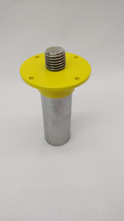 "1"" Threaded Post Assembly - for holding and positioning woodturning projects"