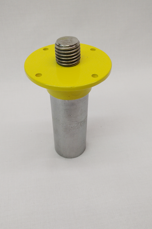 """1"""" Threaded Post Assembly - for holding and positioning woodturning projects"""