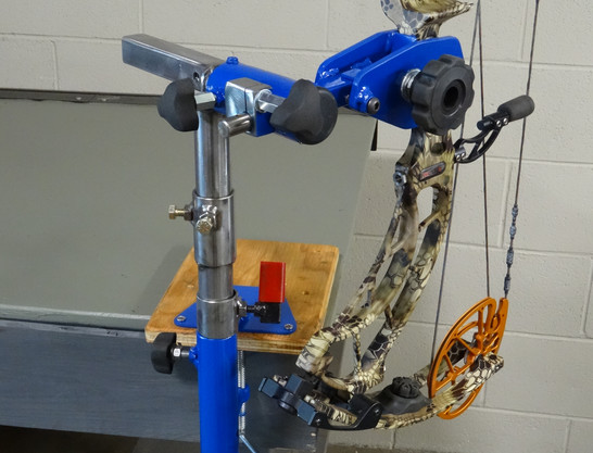 Howard's Ultimate Bow Vise