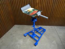Art Easel C. V. Jr. Total Cart