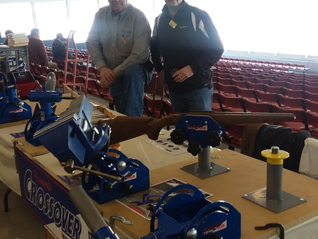 Sold Out! Had a great time at the the Post Falls Gun Show this weekend. Met some great people!