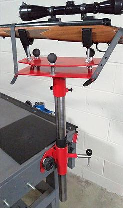 metal scope setting platform package