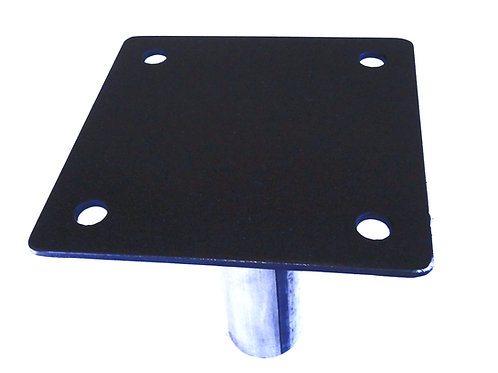 Crossover Vise ll Mounting Plate with Post