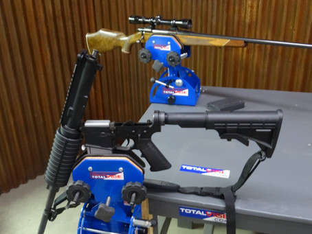 Meet the Gun vise that puts you in control!