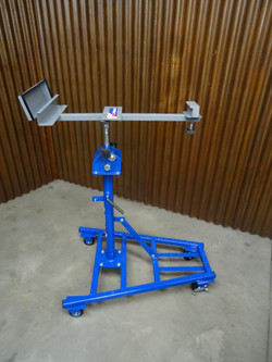 rt Easel C.V. Jr. Total Cart