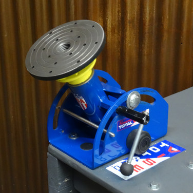 """Crossover Vise ll with 1"""" Threaded Post Assembly"""