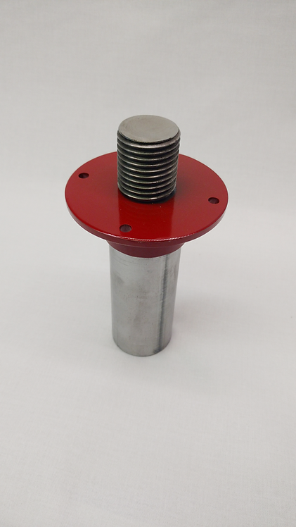 "1 1/4"" Threaded Post Assembly - for holding and positioning woodturning projects"
