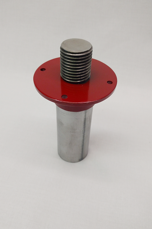 """1 1/4"""" Threaded Post Assembly - for holding and positioning woodturning projects"""