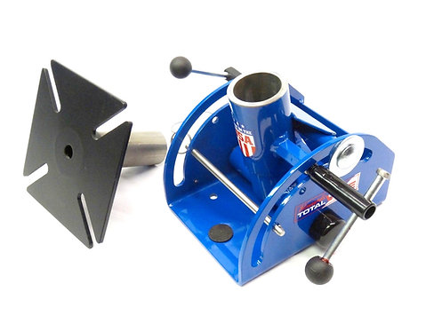 Crossover Vise ll with Bench Vise Mounting Plate Package