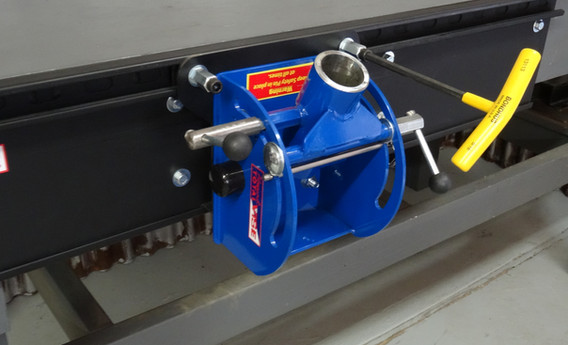 Crossover Track System with Crossover Vise ll