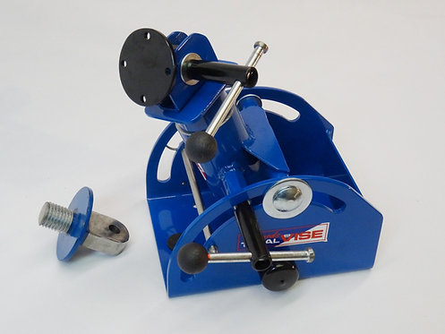 Crossover Vise ll Total Positioner Package with BOTH plates