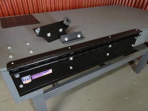 Crossover Vise Track System