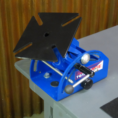 Crossover Vise ll Bench Vise Mounting Plate Package