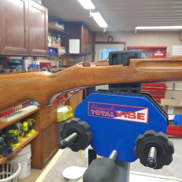 #5 Sportsman Gun Vise