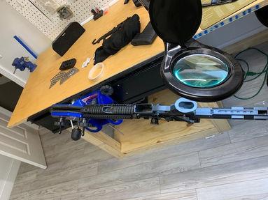 #5 Sportsman Gun Vise Package