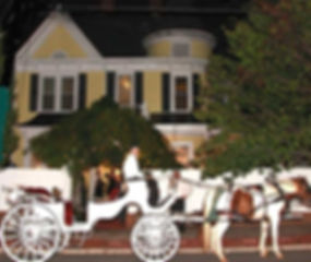 Stanley House Horse and Carriage Exit