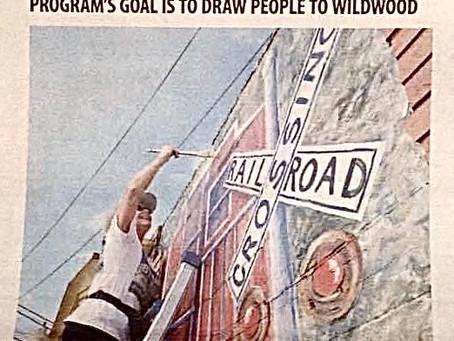 Main Street Wildwood Mural Project