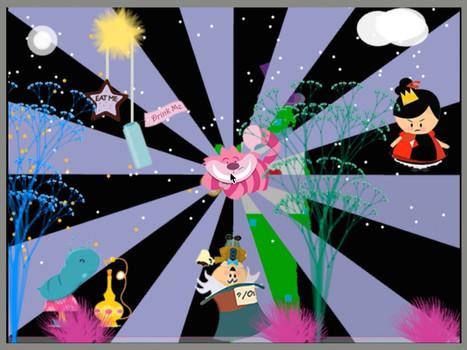 Wonderland - Kinect Installation