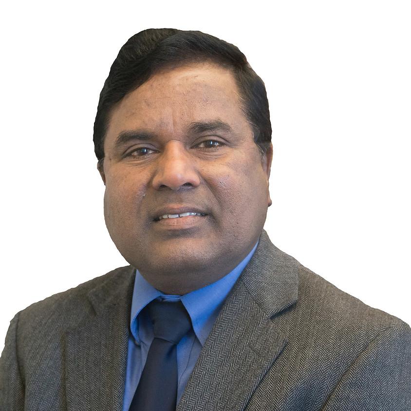 O2M Webinar: Periannan Kuppusamy, PhD, MD.
