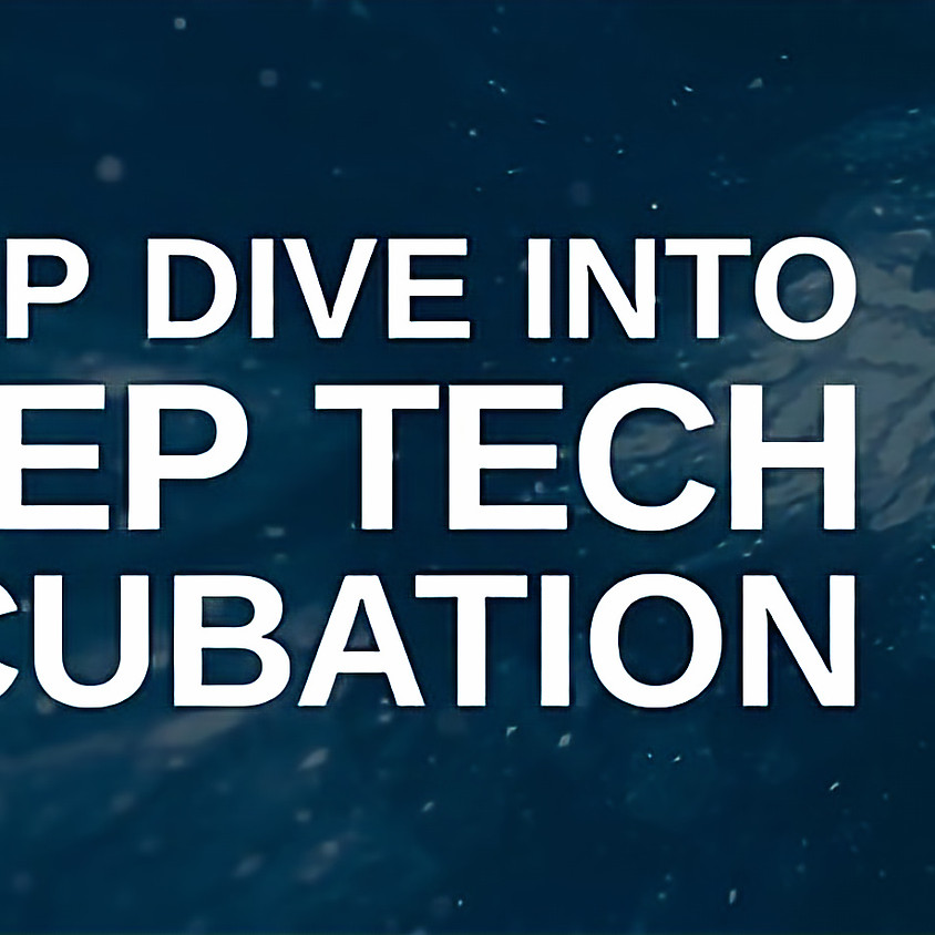 Diversity and Inclusion In Deep Tech