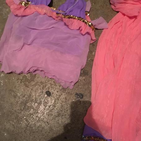 Camisole et Pantalon Jenny rose