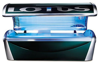 Executive Tans  UWE Lotus Level 3 Tanning Bed