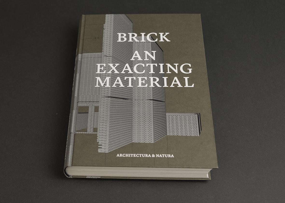 Boek:BRICK an exacting material