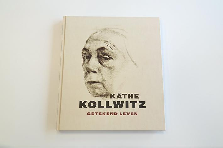 Boek:Getekend Leven (Käthe Kollwitz