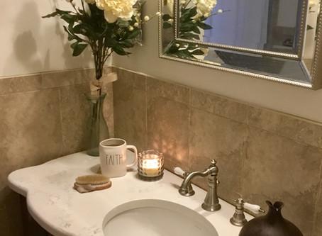 Let's Marie Kondo Your Bathroom